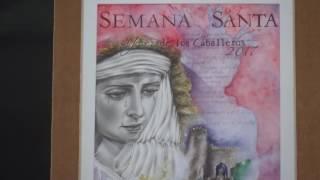 Presentación Cartel de Semana Santa 2017 de Jerez de los Caballeros