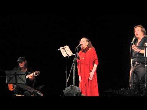Bettina Wegner - The Rose (Man sagt)