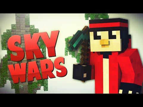 Minecraft Sky Wars - Speriat De Moarte! [Ep.49]