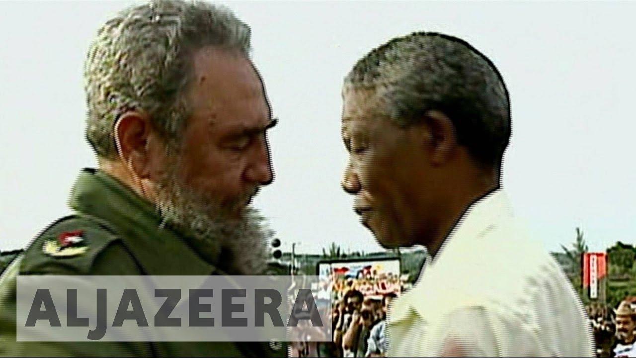 Fidel Castro's legacy in Africa