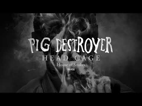 PIG DESTROYER - House of Snakes (Official Audio)