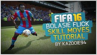 FIFA 16 Skills Tutorial: Bolasie Flick (Spin Flick)