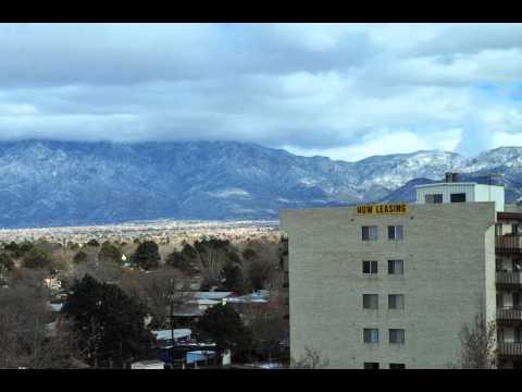 Albuquerque Panning Time Lapse