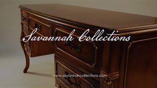 Solid wood furniture Birchwood Dresser by Savannah Collections - Restoration Hardware