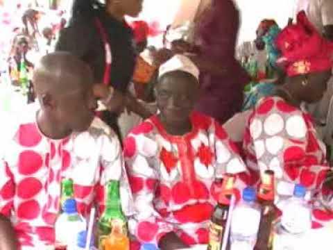 70TH BIRTHDAY RECEPTION FOR OLORI AGBA OF EBI OF IDENA IPERU, OLORI IYABODE AKINYEMI