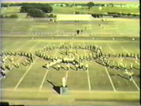 Brewer High School Marching Band 1979-1980 p1
