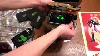 Распаковка и детальный обзор Fallout 4 Pip-Boy Edition
