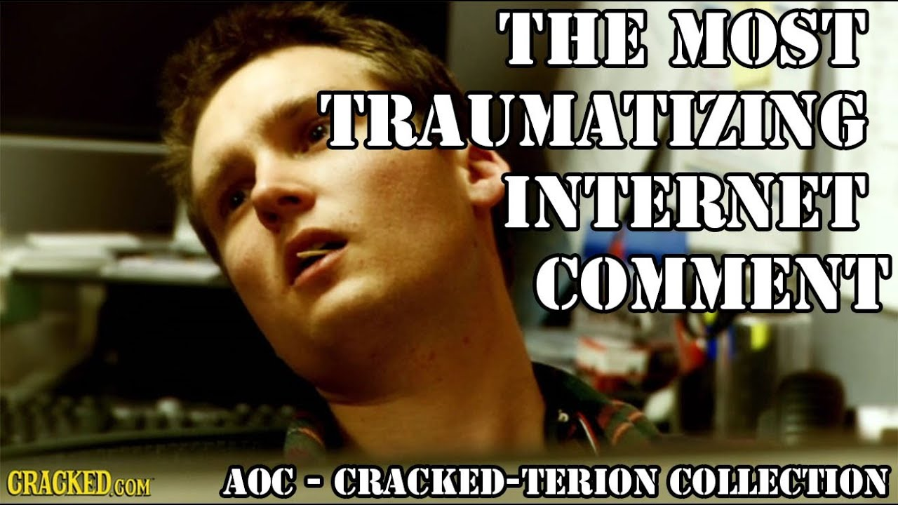 Download The Most Traumatizing Internet Comment | Agents of Cracked | Episode 3