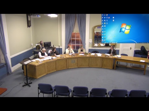 City of Plattsburgh, NY Meeting  4-6-17