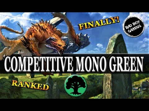 Control Hates This Deck (MTG Arena) Mono Green from YouTube · Duration:  52 minutes 46 seconds