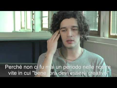 Matty Healy (The 1975) interview for FaceCulture // part 1