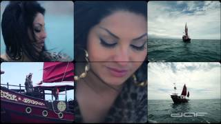 Shabnam Suraya -  Dar Konj Delam Official Video 2013
