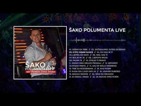 SAKO POLUMENTA - SAT VREMENA ZIVOG ZVUKA / SPLAV RIVER 2016