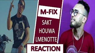 M-Fix - SKAT HOUWA LMENOTTE ( Officiel Video 4K ) _Reaction