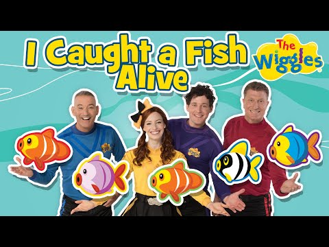The Wiggles: One, Two, Three, Four, Five, Once I Caught A Fish Alive