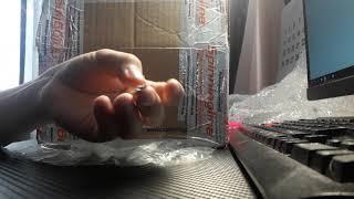 Распаковка #4 (unboxing) посылка от интернет-магазина Spinningline