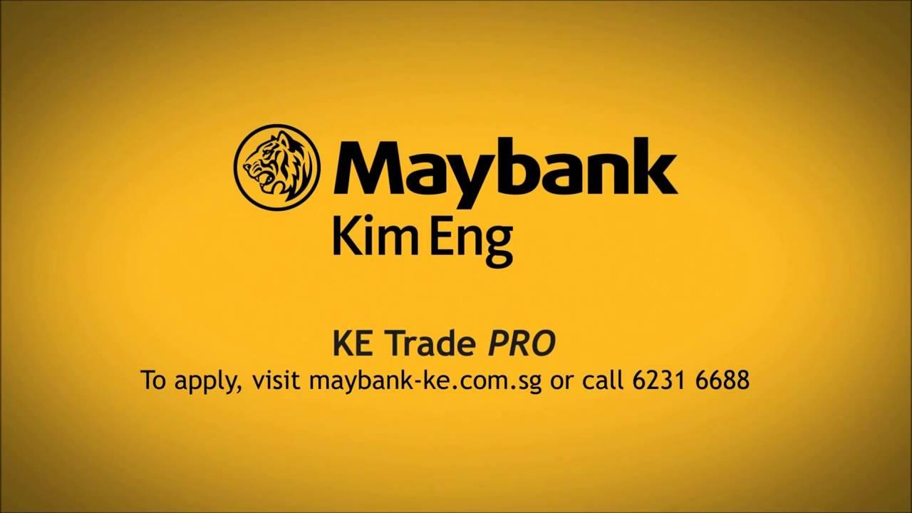Maybank ke forex trading terminal