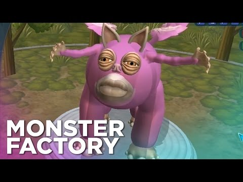 Monster Factory: Creating The Sequel To Dogs in Spore