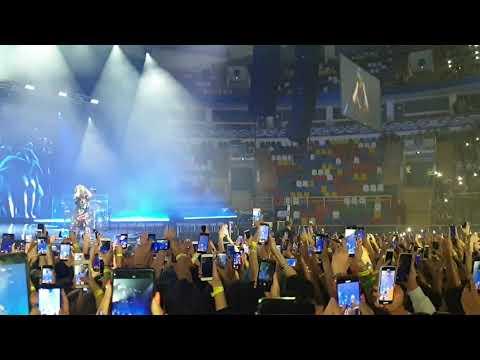 Billie Eilish - Idontwannabeyouanymore (live, 60 FPS, Full HD, 27.08.2019, Moscow, Russia, Megasport