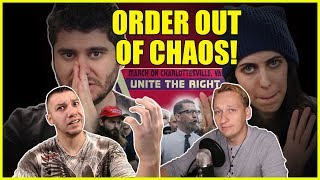 Live! Order Out Of Chaos With Unite The Right, Proud Boys and H3H3