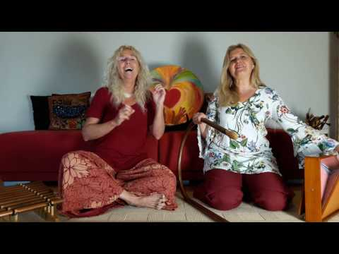 Annual Summer Retreat Sacred Sound, Ceremony and Creativity- Michele & Mieke OXUM