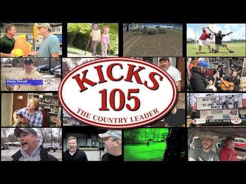 Welcome To Kicks 105!