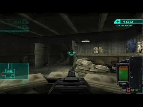 Terminator: Dawn of Fate - Gameplay PS2 HD 720P