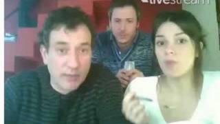 twittcam gime accardi, nico, leo y alejo p4
