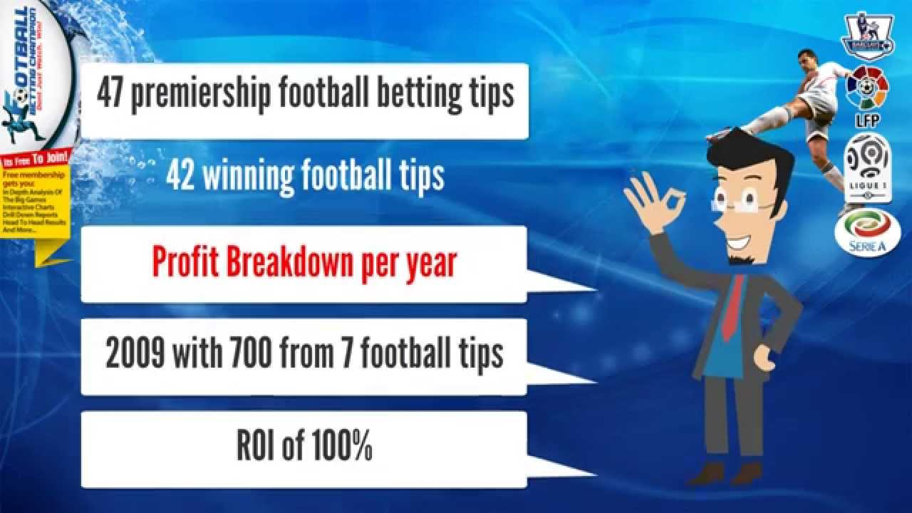 Premier League Football Tips