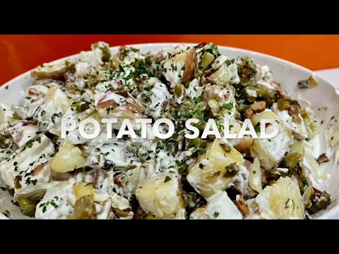 potato-salad-**super-easy-&-absolutely-delicious**