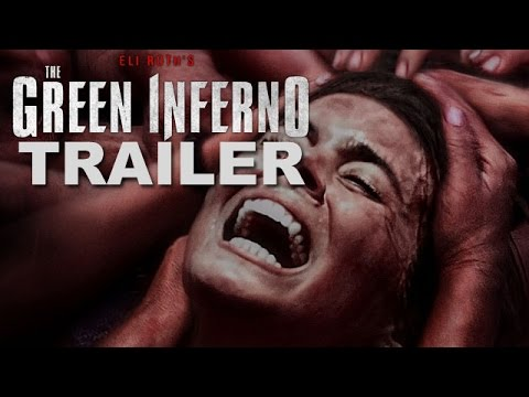 Eli Roth's The Green Inferno (Trailer #2) Blumhouse Horror