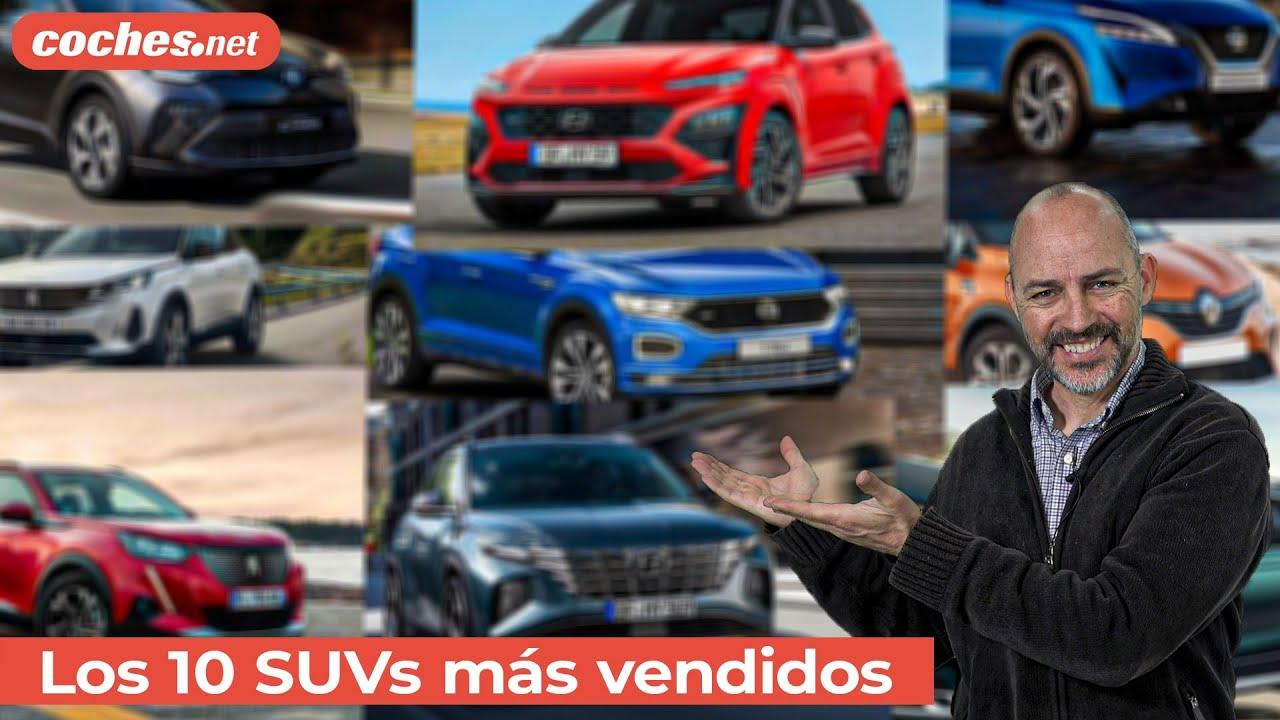 Download LOS 10 SUV MÁS VENDIDOS   Reportaje / Análisis / Review en español   coches.net