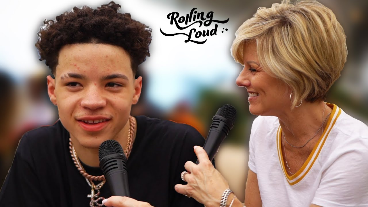Download Mom Interviews Lil Mosey