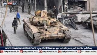 معركة حلب تقترب من خط النهاية