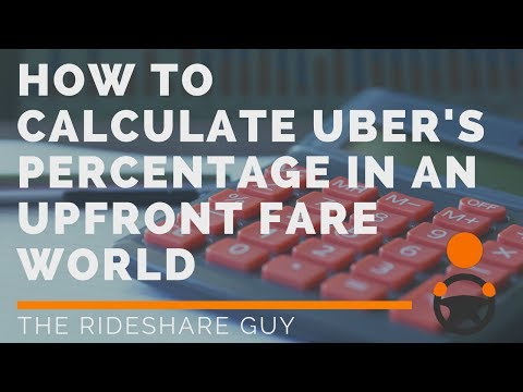 How to Calculate Uber