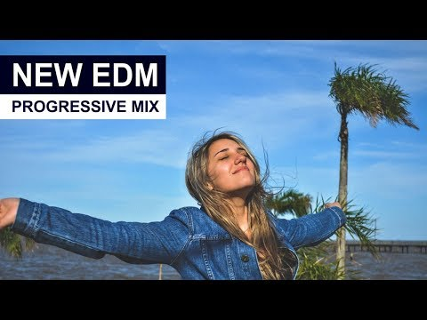NEW EDM MIX - Progressive House & Electro Dance Music 2018