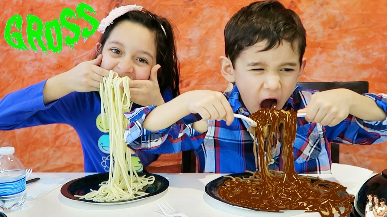 Real Food Vs Chocolate Food Kids React Warheads Challenge