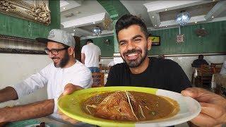 جربت الأكل الباكستاني لأول مرة