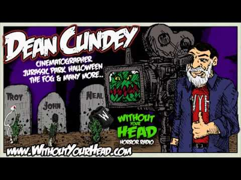 Dean Cundey Interview - Jurassic Park, Halloween, The Fog etc