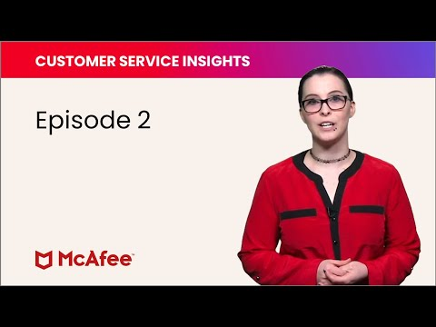 McAfee Consumer Support Update May 2019