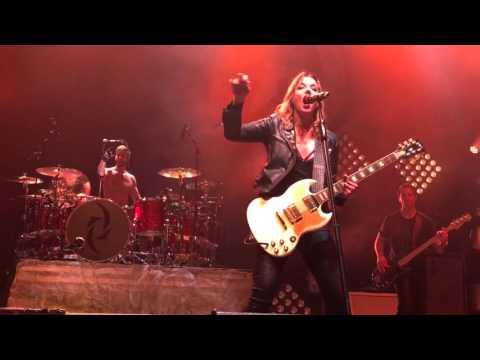 "HALESTORM - ""Rock Show"" Live In Fargo, ND"