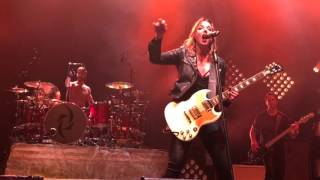HALESTORM Rock Show Live In Fargo ND