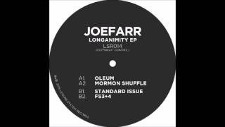 JoeFarr - Standard Issue