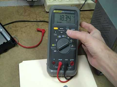tektronix tx3 multimeter review part youtube. Black Bedroom Furniture Sets. Home Design Ideas