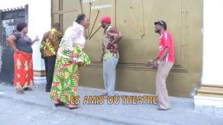 CHAUD NA RAYON du Groupe Les AMIS DU THEATRE production Major Bisadidi zolozolo