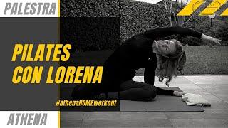 Athena Home Workout Mat Pilates