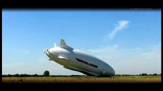 Airlander 10, The World's Largest Aircraft, Crashed On Her Second Flight Test