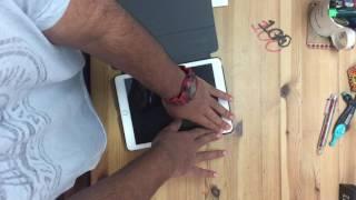 Speck Balance Folio iPad Unboxing
