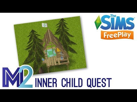 Sims FreePlay - Inner Child's Play Quest (Early Access)