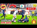 🔥FIFA 19 Mobile : APK+DATA Download in Android | Full HD 4K Graphic| New Team, New Shorts | Hindi